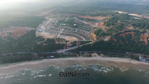 Bán đất nền biệt thự majestic village  view 100% biển,  sở hữu lâu dài, TT 35% nhận nền