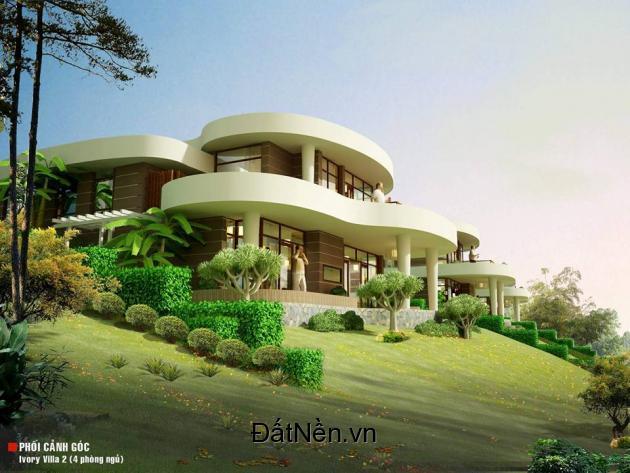 Đầu tư hưởng ngay: Lãi vốn, dòng tiền, nghỉ dưỡng chỉ với hơn 2 tỉ với biệt thự Lâm Sơn. LH: 0125.895.9038