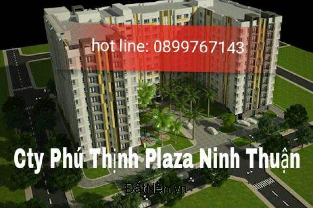 Phú Thịnh Plaza Phan Rang-Căn hộ view biển giá ưu đãi!!!