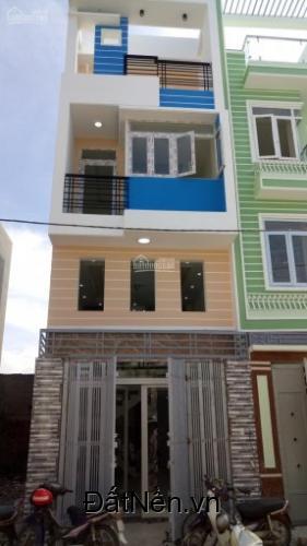 Bán nhà mới xây 1 trệt 1 lửng 2 lầu gần ngã 3 đình phong phú và Lê Văn Việt, hẻm oto