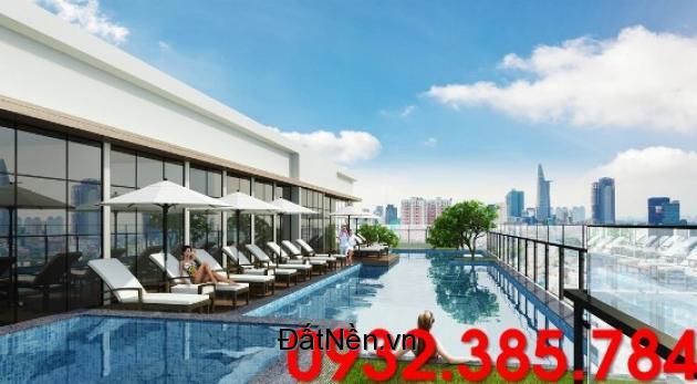 Cần bán lại căn hộ The Goldview quận 4. LH 0932385784