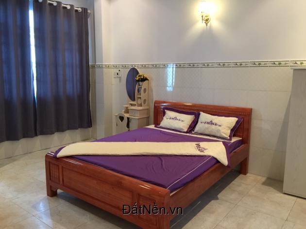 Phòng cho thuê Q8,. đầy đủ nội thất giá 4tr3