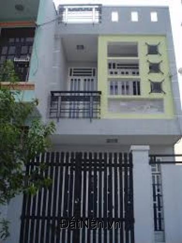 Bán nhà 1 trệt, 1 lửng, 1 lầu DT 60m2 giá 1200tr