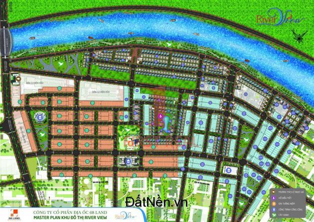 Chỉ còn 2 vị trí đắc địa của dự án River view – Nhanh tay sở hữu ngay -090.640.6336