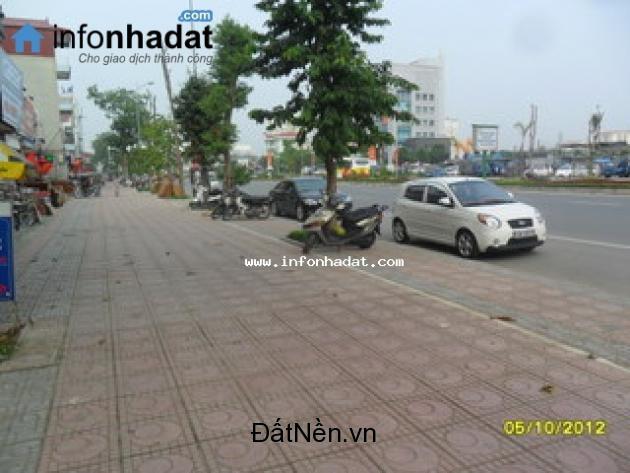 Bán đất mặt phố đường Ngô Gia Tự - quận Long Biên – Hà Nội