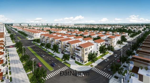 Biệt thự Đông Saigon Miền đất hứa đầu tư chiến lược