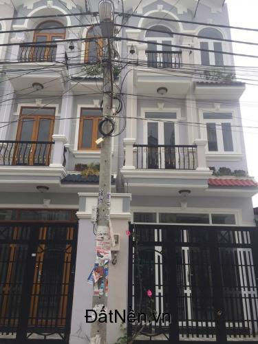 Bán gấp nhà 3 tầng mới xây,nhà đã hoàn thiện ,Huỳnh Tấn Phát,Phú Xuân,Nhà Bè