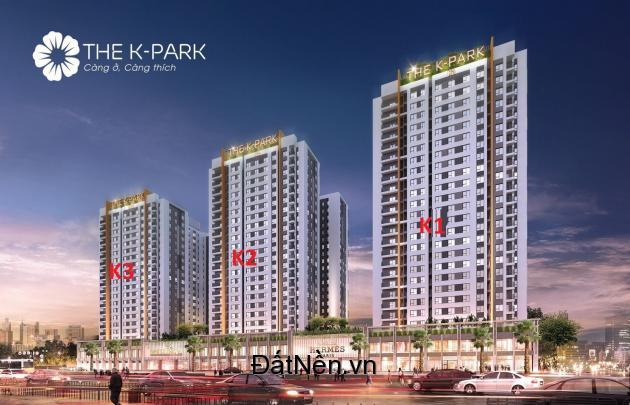 The K - Park Hà Đông - chiết khấu lên đến 110 triệu/căn hộ