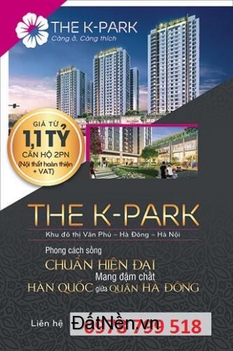 The K-Park ra mắt nhà mẫu, đăng ký tham quan ngay. LH 0911 946 836/0977 497 888