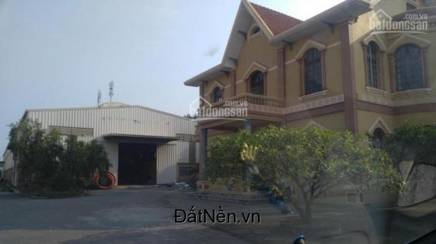 Chuyển nhượng hoặc cho thuê cả nhà xưởng trên khu đất rộng 7.598m2, KCN Hòa Xá tỉnh Nam Định