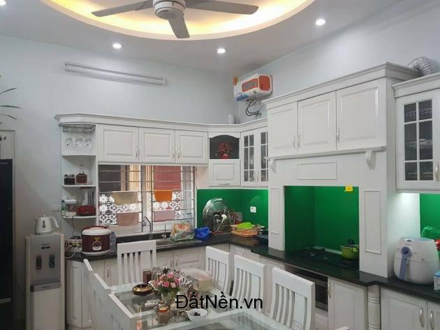 Đội Cấn, Ngọc Hà quận Ba Đình, bán nhà thông 2 mặt ngõ rộng, 55m, 4T, MT 4m, 5.7 tỷ.