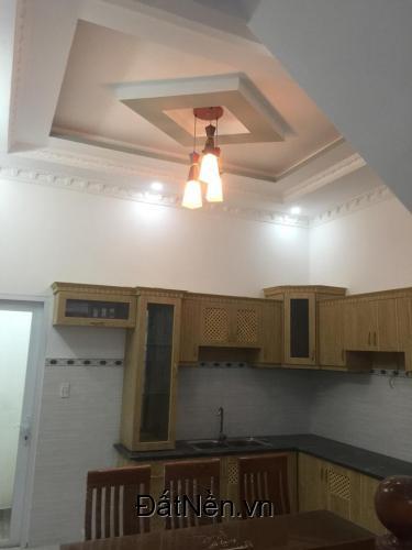 Bán nhà mới, 1 trệt,2 lầu,sân thượng,Lê Văn Lương, Phước Kiển,Nhà Bè.