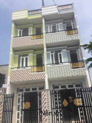 Nhà mới 3 tầng sân thượng 3.4x11m sổ hồng Lê Văn Lương cầu Ông Bốn