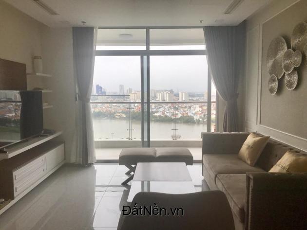 Cho thuê căn hộ Vinhomes khu Central 4 PN view sông cực đẹp giá 29tr/tháng.