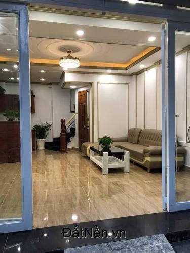 Nhà đúc 3 tầng, đ.Nguyễn Văn Đậu,Bình Thạnh, 90m2, giá 5 tỷ