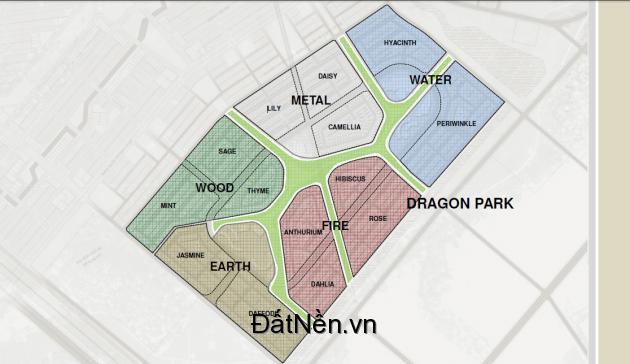 Cực Sốc: Chỉ 8 Triệu/m2 Sở Hữu Ngay Lô Đất Vip Dự Án Dragon City