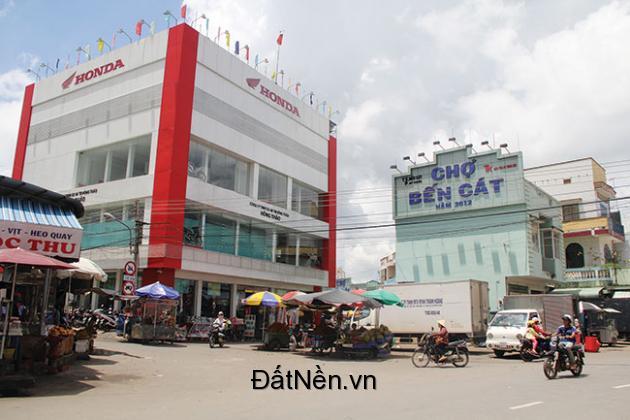 Đất nền Bình Dương, dự án Bến Cát center city 2.