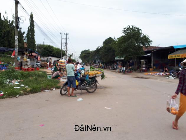 Đất kinh doanh đa ngành nghề ngay chợ Định Hòa, Thủ Dầu Một, Bình Dương