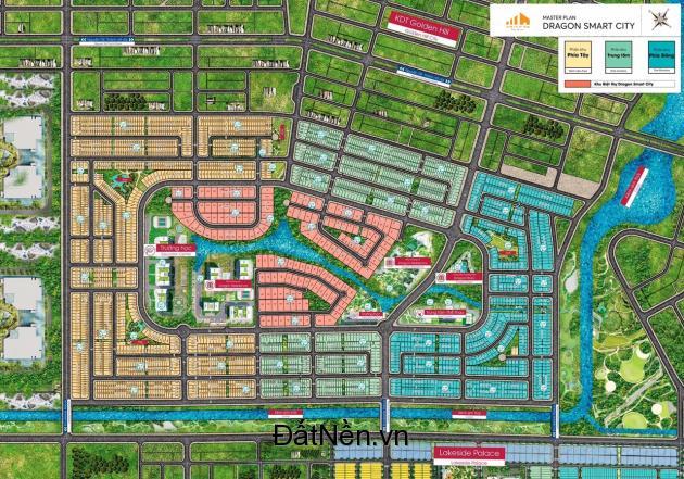 Đất dự án Dragon thuộc quận Liên Chiểu, Đà Nẵng