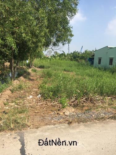 350m2 đất khu dân cư hẻm 274 đường Nguyễn Văn Tạo Nhà bè giá 1.6 tỷ