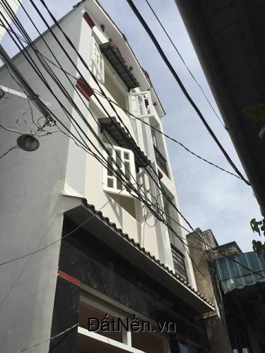 Bán gấp nhà mới 100%, cách ngã ba Huỳnh Tấn Phát- Nguyễn Thị Thập 200m