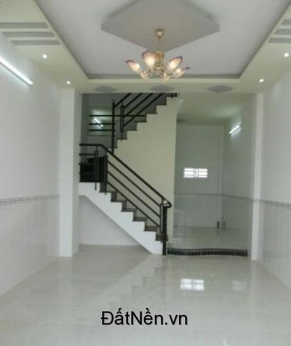 Kẹt tiền nên bán nhà 1 lầu, 3x10m, Mã Lò- Lê Văn Quới