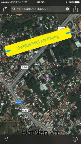 Bán đất ở đường betong 5,5m Định Hòa, Thủ Dầu Một, Bình Dương