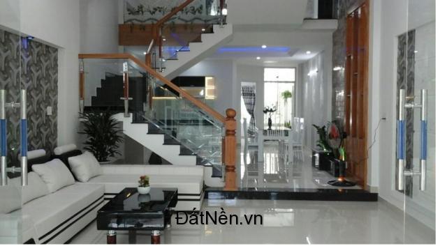 Bán nhà mới xây đẹp như biệt thự đường Lê Văn Qưới,giá 5.2 tỷ 4 tấm