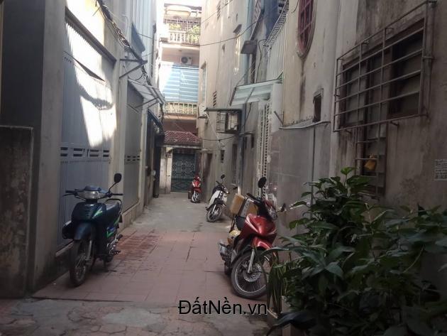 Giảng Võ – quận Ba Đình bán nhà lô góc, 37m, 4 tầng, MT 3.5m, 3.5 tỷ.