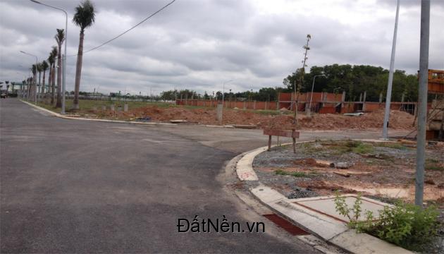 Cần bán 2 lô đất đường  17.5m dự án GOLDEN ELEVEN,GIÁ RẺ 450TR/LÔ.