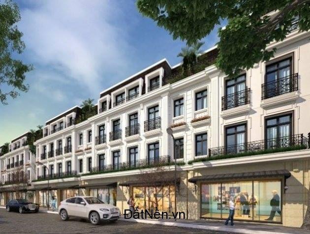 Cơ hội để ở-kinh doanh cuối năm chỉ từ 700 triệu với nhà phố liền kề tại Golden Land Hoàng Huy.