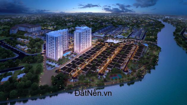Chỉ 26,5tr/m2 sở hữu ngay căn hộ vị trí mặt tiền sông quận 2 cHIẾT KHẤU 7% VÀ TRÚNG XE VESPA