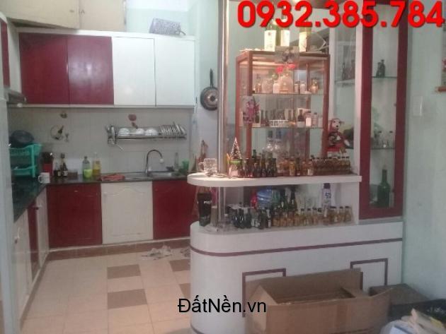 Cho thuê căn hộ chung cư Khánh Hội 1 nhà đẹp
