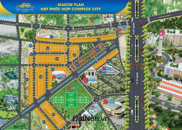 Bán đất nền dự án tại Dự án Khu đô thị Central Gate, Điện Bàn, Quảng Nam