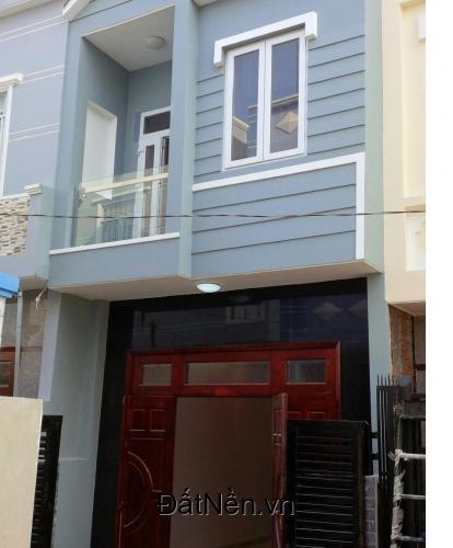 Cần bán nhà 1 lầu mới, 3x10m, Mã Lò – Hương Lộ 2, sổ hồng riêng