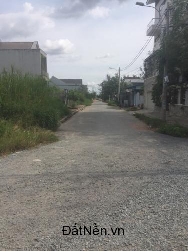 100m2 đất ở huyện Nhà Bè thuộc khu đô thị Cảng TP HCM giá 1.22 tỷ