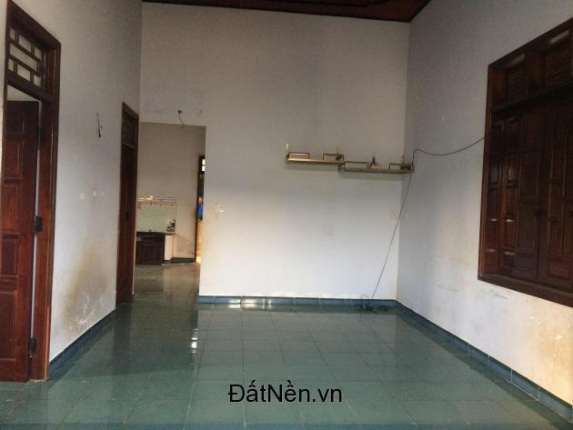 Nhà với đất đường hẻm Mai Thị Lựu