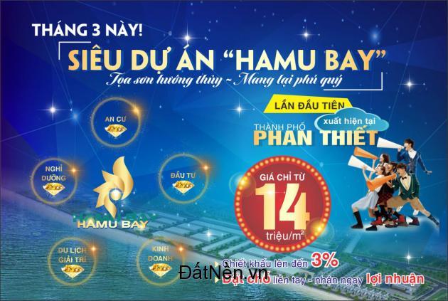 HamuBay Phan Thiết-khu đô thị nghĩ dưỡng cao cấp ven biển hot nhất 2018