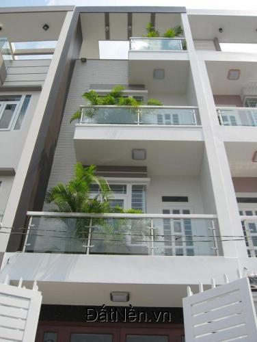 Bán nhà mới Mã Lò – Hương Lộ 2, thiết kế đẹp như biệt thự 4 tấm