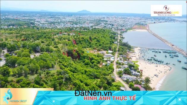 Bán 2 lô đất khu Hamubay mặt tiền biển Phan Thiết, hướng Đông Nam