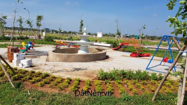 Cần bán đất nền dự án T&T Long Hậu huyện Cần Giuộc tỉnh Long An