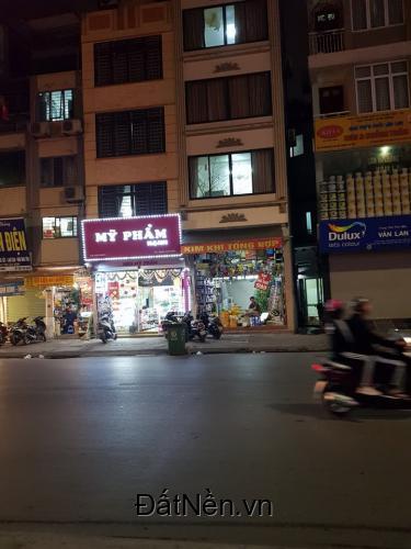 Bán nhà mặt phố Kim Ngưu, quận Hai Bà Trưng 64m, giá 9.4 tỷ.