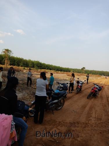 Đất nền giá rẻ Minh Hưng-Chơn Thành-Bình Phước