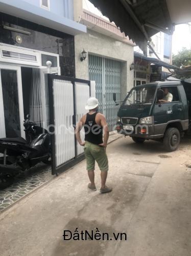 Nhà 2 mặt kiệt k142 Điện Biên Phủ, Thanh Khê, Đà Nẵng