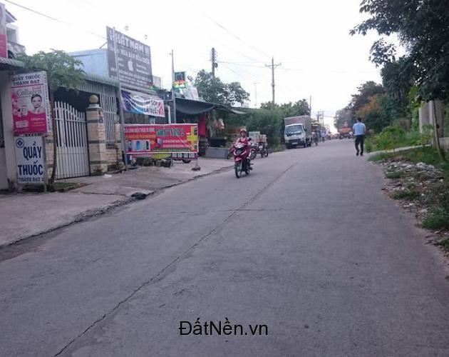 Bán đất thổ cư TDC Định Hòa, Thủ Dầu Một, Bình Dương, đất kinh doanh 2 mặt tiền giá rẻ
