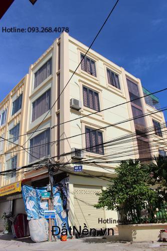 Bán nhà 4,5 tầng mặt đường Đằng Hải giá chỉ từ 1 tỷ 900 triệu