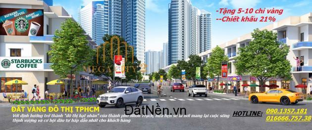 Bán đất nền dự án Mega city 2 ở Nhơn Trạch giá rẽ hợp lý. Liên hệ để có vị trí đẹp