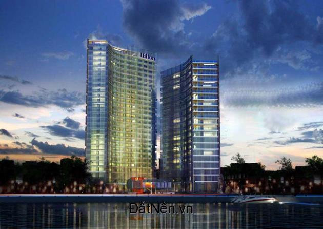 Cần bán căn hộ cao cấp HILTON tầng 11 view Trần Phú giá 3 tỉ