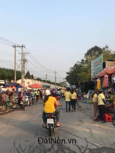 Bán đất kinh doanh 2 mặt tiền Định Hòa, Thủ Dầu Một, Bình Dương giá rẻ