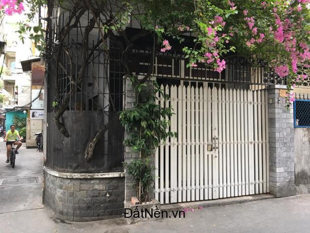 Nhà Lô Góc Hẻm 6m trung tâm Q10 Điện Biên Phủ,Liên Hệ:0981552449